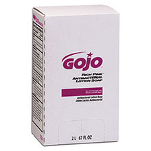 Go-Jo Industries 2000 ml Refill Pink PRO 2000 RICH PINK Lotion 7220-04