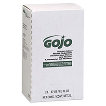 Go-Jo Industries 2000 ml Refill Supro Max Lotion Hand Cleaner 7272-04