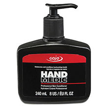 Go-Jo Industries 8 Ounce Bottle Hand Medic Professional Skin 8145-06