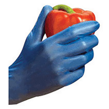 "High Five Blue 9 1-2"" 5 mil Vinyl Ambidextrous HF2V294 X-Large"