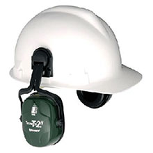 Howard Leight By Honeywell Thunder T2HV Dark Green Dielectric Helmet 1011602