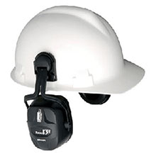 Howard Leight By Honeywell Thunder T3H Black Plastic Helmet Mount Noise 1011603