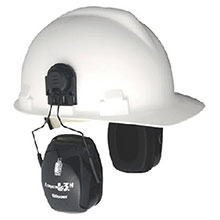 Howard Leight By Honeywell Lightning L3H Black Metal Helmet Mount Noise 1011993