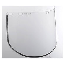 Jackson Kimberly-Clark Faceshields Safety F30 15 1 2in X 9in X .040in Clear 29079