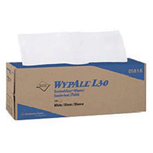 Kimberly-Clark Professional 16.4in X 9.8in White WYPALL L30 Wipers In 5816