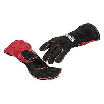 Lincoln Electric Jessi Combs Ladies Black And Red LINK3232-M Medium