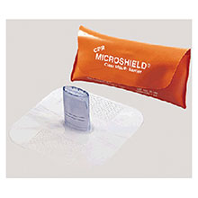Medical Devices CPR Microshield Regular Rescue Breather 70-150