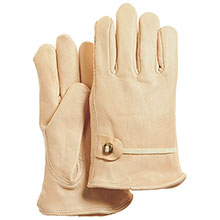 Majestic Drivers Gloves Drvrs.Grain Keystone Th. Strap 1509K