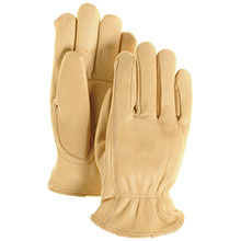 Majestic Drivers Gloves Cow Keystone Thumb 1510