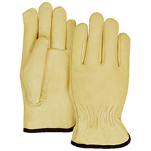 Majestic Drivers Gloves Cow Keystone Thumb 1510B