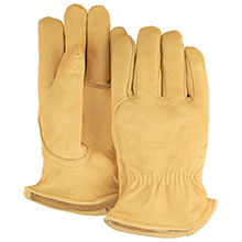 Majestic Drivers Gloves Cow Keyst.Th. Rld Hem Kevlar 1510BAK