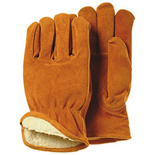 Majestic Drivers Gloves Side Split W. Pile Lining M 1513