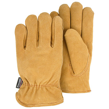 Majestic Drivers Gloves Side Split Thinsulate 1513T