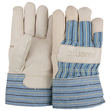 Majestic Work Gloves Pigskin Lined 1520