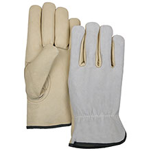 Majestic Drivers Gloves Goat Split Back Keystone 1533GS