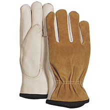 Majestic Drivers Gloves Split Back Keystone Lined 1535