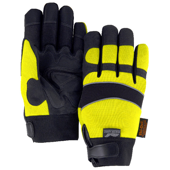 Majestic Cut Resistant Gloves Armorskin Vlcro M Patch Water Proof