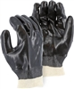 Majestic PVC Gloves Coated Smooth Finish Knit Wrist 3361