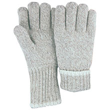 Majestic Work Gloves Ragg Wool Full Fingers Thinsulate 3423