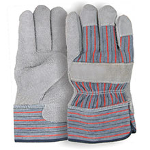 Majestic Neoprene Gloves Split Work Rubb. Cuff 4500