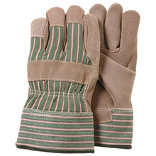 Majestic Neoprene Gloves Split Work Rubb. Cuff 4501C