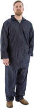 Majestic 2-Piece Hooded Rain Suit, Navy 71-2010