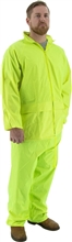 Majestic 2-Piece Hooded Rain Suit Yellow 71-2040