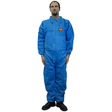 Majestic FR Blazetex Sms Coverall 25/Cs 74-201F