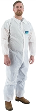 Majestic Resistex PP CPECoverall 25/Cs  74-301