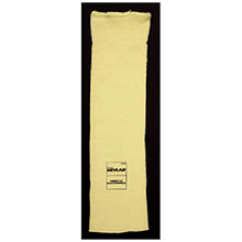Memphiss 14in Yellow Plain Kevlar Sleeve 9374