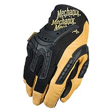 Mechanix Wear Black And Brown CG Full Finger MF1CG40-75-011 X-Large
