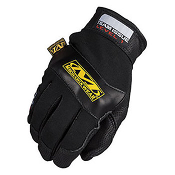 Mechanix Wear Black CarbonX Level 1 Full Finger MF1CXG-L1-012 2X