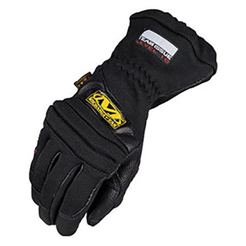 Mechanix Wear Black CarbonX Level 10 Full Finger MF1CXG-L10-010 Large