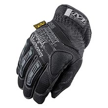 Mechanix Wear Black And Gray Impact Pro Full MF1H30-05-011 X-Large