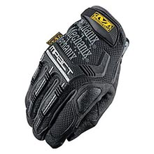 Mechanix Wear Black And Gray M-Pact Full Finger MF1MPT-58-008 Small