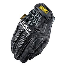 Mechanix Wear Black And Gray M-Pact Full Finger MF1MPT-58-012 2X