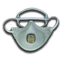 Moldex-Metric Breathing Mask Small EZ ON N95 Particulate Respirator EZ23S