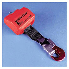 MSA Lanyard Short Stop Self Retracting 10004277