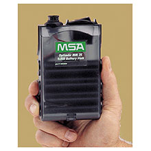 MSA Battery Pack OptimAir MM2K PAPR Respirator 10023481