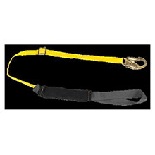 MSA Lanyard ArcSafe 4 6 Adjustable Single Leg Shock 10060139