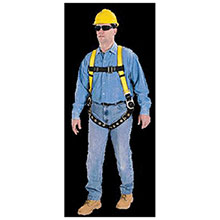 MSA Safety Harness Workman Vest Style 10072483