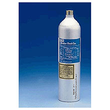 MSA 58 Liter RP Style Steel Cylinder 40 PPM 467897