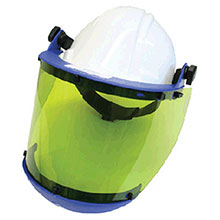 National Safety Apparel Faceshields Level 2 Unit H16HAT10CALC