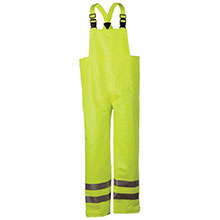 National Safety Rainwear Large Fluorescent Yellow Arc H20 10 Ounce R40RLLG14