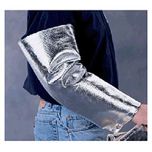 National Safety Apparel 18in Aluminized Norbest 913 Sleeves S02NJ18I