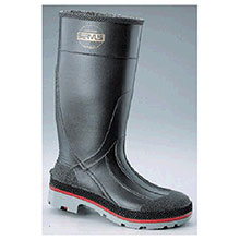 Servus by Honeywell PVC Boots Size 12 XTP Black 15in Hi 75108-12