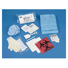 North by Honeywell Bloodborn Pathogens Spill Cleanup Kit 127003