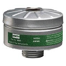 North by Honeywell Ammonia Methylamine Cartridge Use 4004