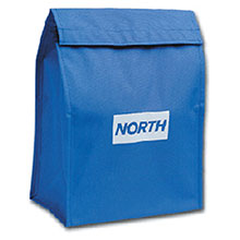 North by Honeywell Blue Nylon Carrying Bag 7600 Series 76BAG