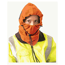 Occunomix Cold Weather Liner Hi Viz Orange Hot Rods 3 IN 1 Fleece Liner 1070-HVO